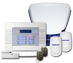 wireless home alarm system